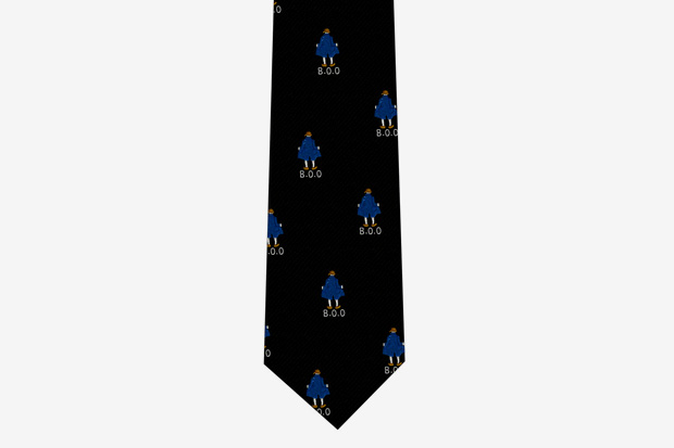 colette x Band of Outsiders Colored Tie