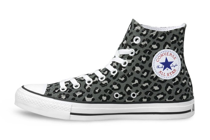 Converse Chuck Taylor All Star Colorful-Leopard Hi