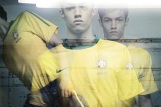 "Dazed & Confused: Nike Football ""Plastic Fantastic"" Editorial"