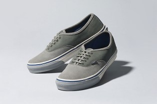 Deluxe x Vans Suede Authentic