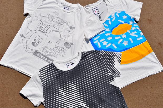 Denim Gallery Biarritz T-Shirt Collection