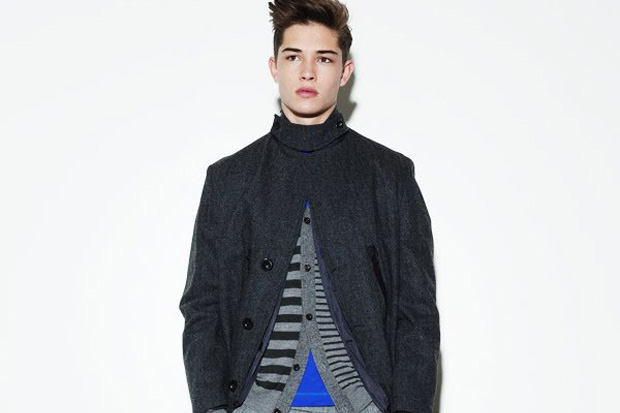 DKNY 2010 Fall/Winter Lookbook Preview