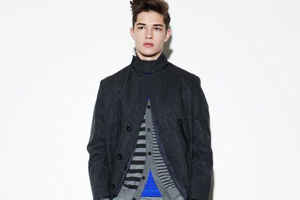 DKNY 2010 Fall/Winter Lookbook Preview