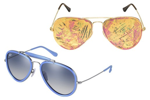Donald Cummings x Ray-Ban Aviators