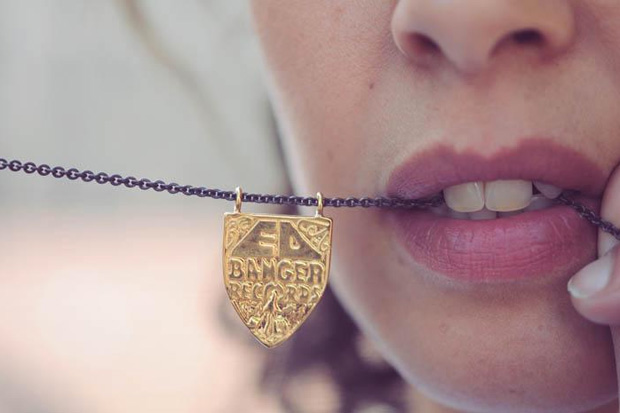 "Cool Cats x CEMENT ""Ed Banger"" Pendants"