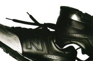 foot the coacher x New Balance 576