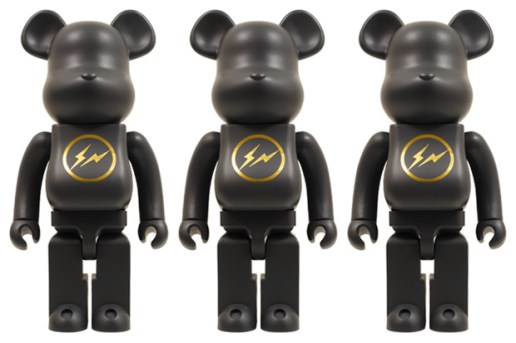 fragment design x Medicom Toy 1000% Bearbrick