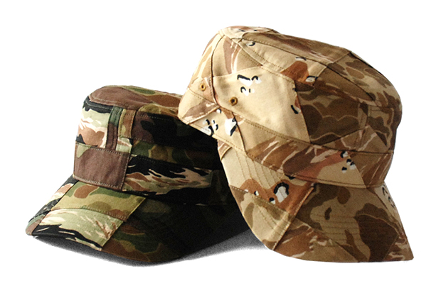 Futura Laboratories 2010 Spring/Summer Hat Collection