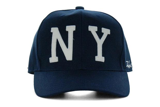 Futura Laboratories NY Patch Baseball Cap