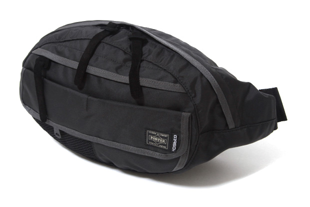 Gallery 1950 x Porter Outdoor Waist Bag