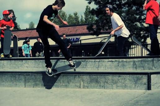 GOODS 7 Year Anniversary Skate Jam Video