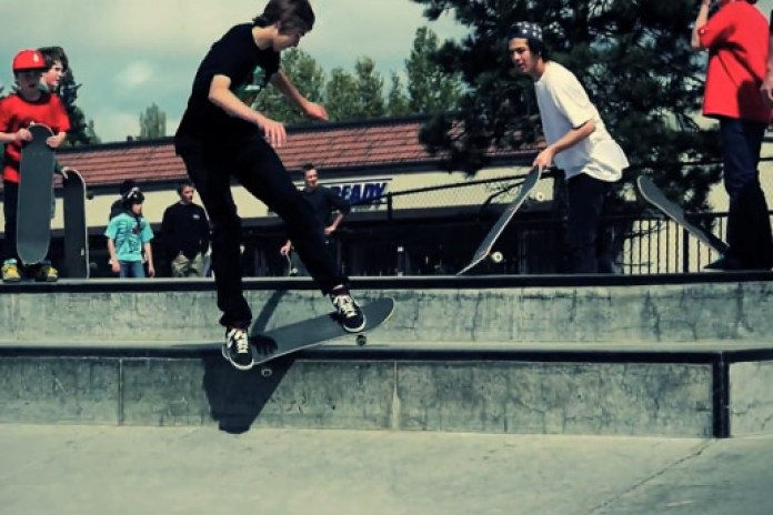GOODS 7 Year Anniversary Skate Jam Video
