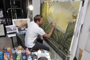 """Greg """"Craola"""" Simkins """"Inside the Outside"""" Exhibition Preview"""