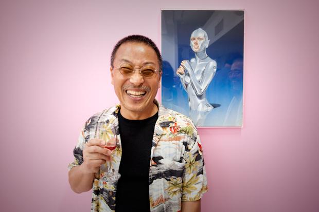 Hajime Sorayama Tokyo Solo Exhibition Recap