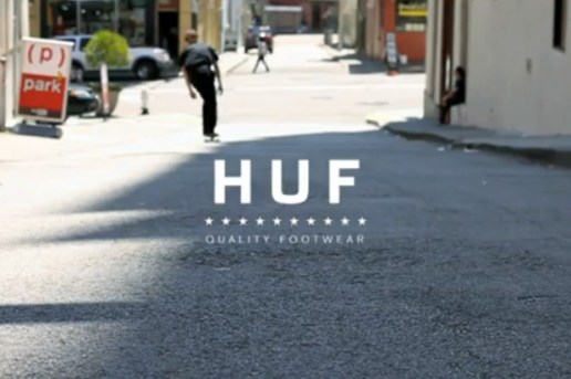 HUF Footwear Commercial