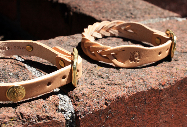 Il Bisonte Leather Bracelets