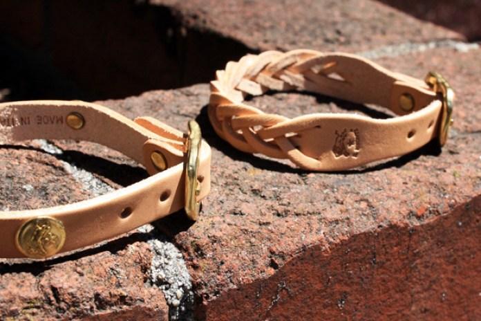 Il Bisonte Leather Bracelets
