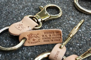 Il Bisonte Key Holders