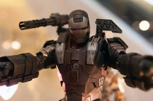 Iron Man collARTible Expo by Hot Toys Exhibition