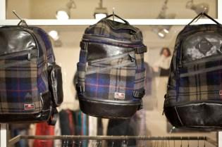 Johnson Woolen Mills x Burton 2010 Fall/Winter Collection Backpacks