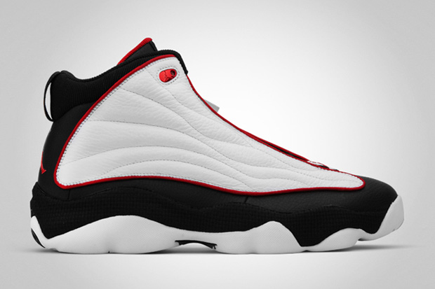 Jordan Pro Strong Retro Preview