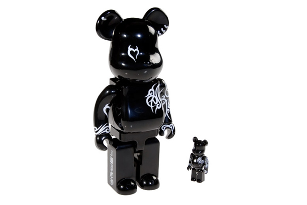 Jwyed x Medicom Toy 100% & 400% Bearbricks
