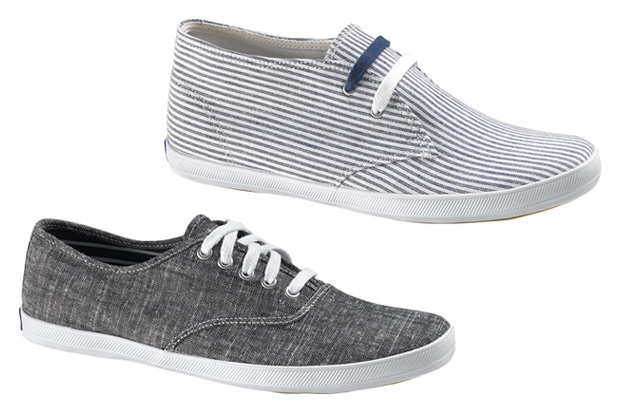 KEDS 2010 Spring/Summer Collection Champion & Chukka