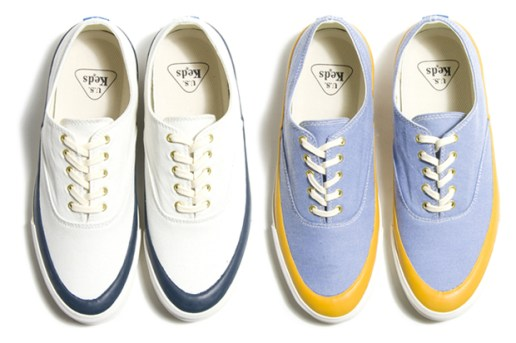 KEDS 2010 Spring/Summer Footwear
