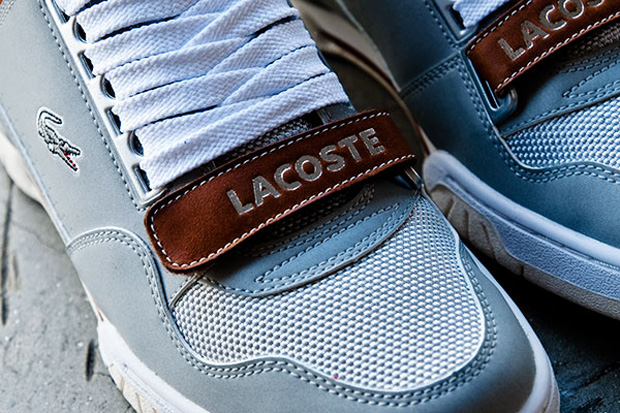 "Lacoste Stealth ""Steel Racquet"" Collection"