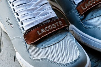 """Lacoste Stealth """"Steel Racquet"""" Collection"""