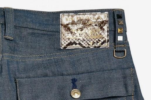 Levi's × CLOT Python 505