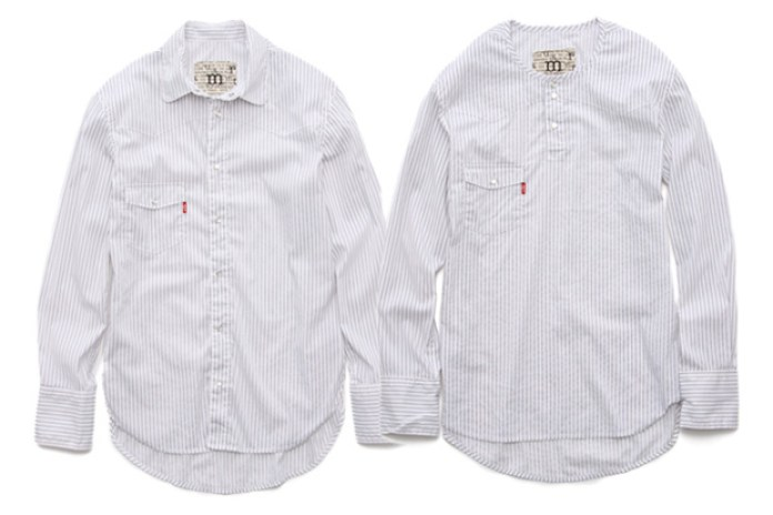 Levi's Lefty Jean Western Shirts