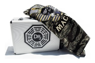"LOST x The Real McCoy's x Dr. Romanelli ""Deus Ex Machina"" Tiger Camo Jacket"