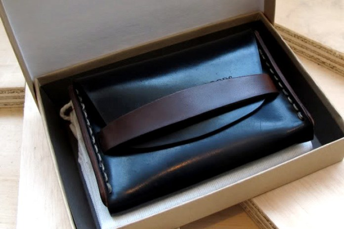 MAKR Carry Goods for Acrimony Flap Wallet
