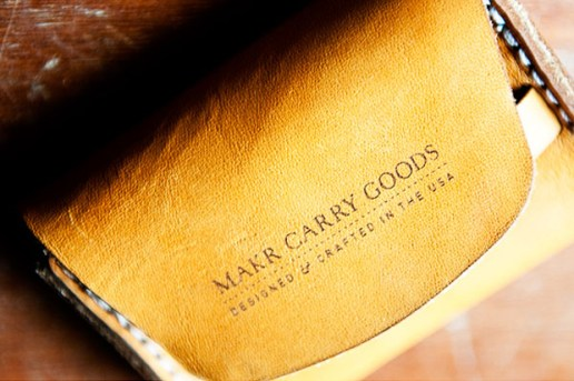 MAKR CARRY GOODS Collection 003