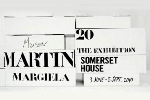 "Maison Martin Margiela ""20"" The Exhibition at Somerset House"