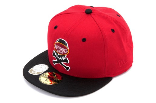 MASTERPIECE Skull Logo New Era Fitted