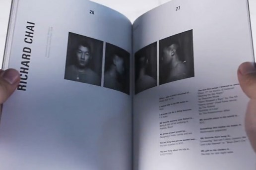 Me Magazine N. 19 featuring Robert Geller