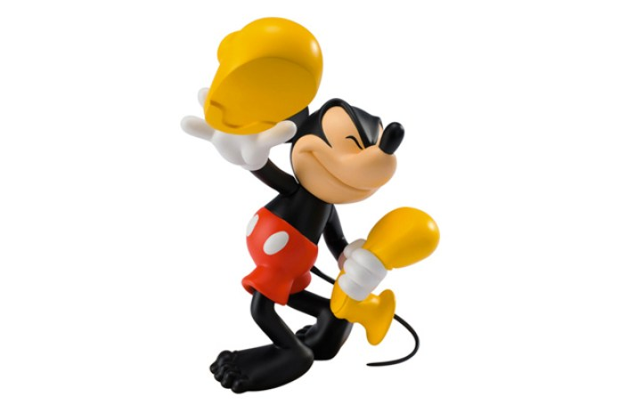 Medicom Toy Mickey Mouse Shoeless Version