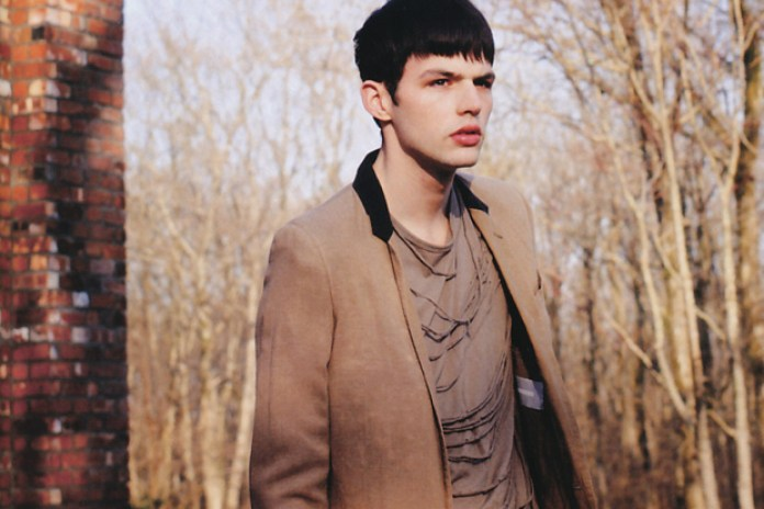 "men's FUDGE 2010 Spring/Summer ""BEST TOPS for SPRING"" Editorial"