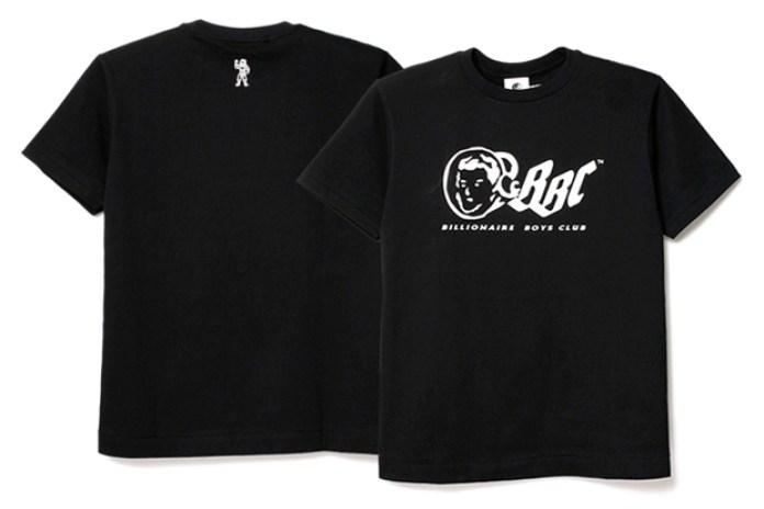MEN'S NON-NO x Billionaire Boys Club Season Zero T-shirt
