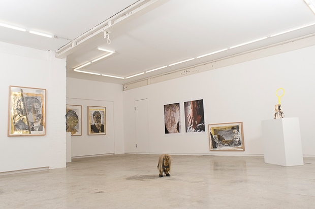 Misha Hollenbach Forewards Exhibition Recap