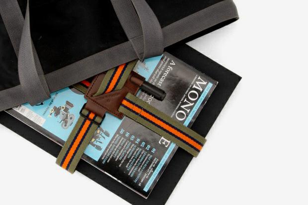Monocle x B YOSHIDA x Porter Magazine Strap