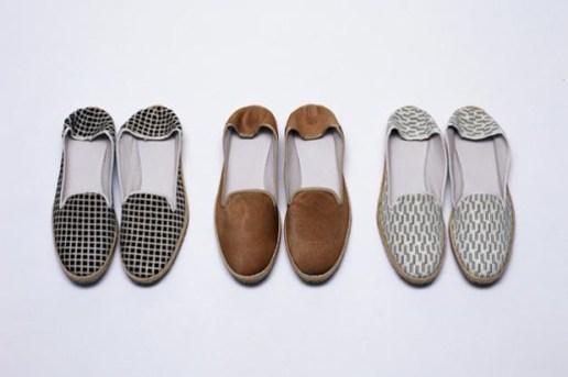 Hiroshi Tsubouchi for Monocle 2010 Summer Footwear