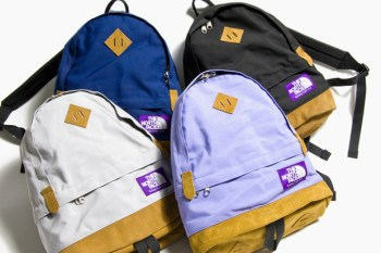 nanamica x The North Face Purple Label Backpacks