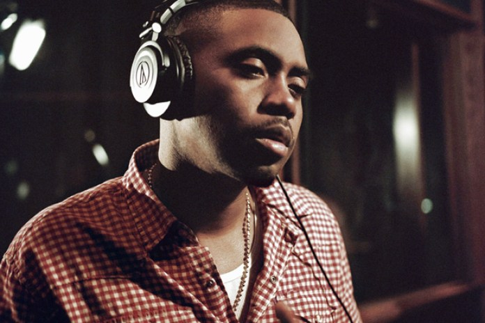 Nas for Levi's Pioneer Sessions Campaign