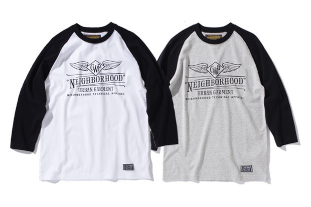 NEIGHBORHOOD Original C-Crew Web Store Exclusive