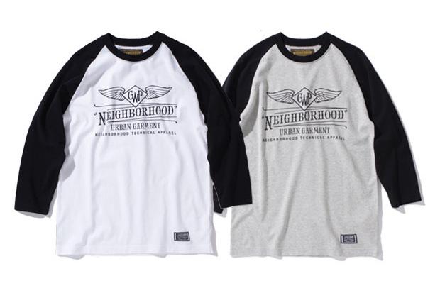 NEIGHBORHOOD Original C-Crew Web Store Exclusive