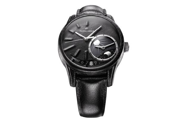 Neil Barrett for Maurice Lacroix Pontos Decentrique GMT Watch