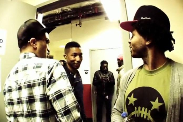 N*E*R*D featuring Nelly Furtado - Hot-N-Fun